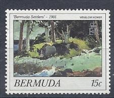 131008696  BERMUDAS  YVERT   Nº  502 - Bermudas