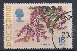 131008700  BERMUDAS  YVERT   Nº  253 - Bermudas
