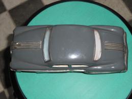 VOITURE TOLE  AMAR TOY Pontiac Captain Coupé 1960 ORIGINE Dehli INDE - Toy Memorabilia