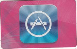 GREECE - Apple Store Prepaid Card 15 Euro, Used - Unclassified