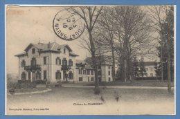 21 - Château De CLAMEREY - France