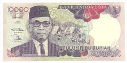 Indonesia 10000 Rupiah 1992/1993 UNC .S - Indonesia