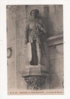 PROMOTION Carte Postale CHATEAU DE CHATEAUDUN LE COMTE DE DUNOIS STATUE - Chateaudun