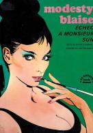 MODESTY BLAISE Tome 1 * ECHEC A MONSIEUR SUN * HACHETTE * Peter O'Donnell Et Jim Holdaway - Editions Originales (langue Française)