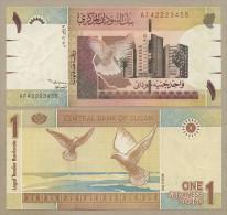Sudan - £1  2006  P64  Uncirculated  !!!!!!!!!!!!!!!  ( Banknotes ) - Sudan