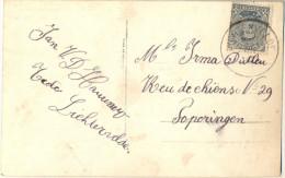 1p145: N° 183: LICHTERVELDE 1921 > Poperinghe.. - Belgium