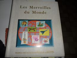 Album 6 1960.1961 Edité Par Nestlé Et Kohler  Les Merveilles Du Monde  Comme Neuve Et Il Y A Des Image Dedans - Album & Cataloghi
