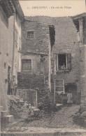 CPA Dieulefit, Un Coin Du Village (pk17006) - Dieulefit