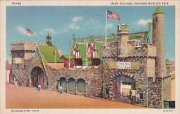 Irish Village Chicago World's Fair 1933 1934 - Expositions