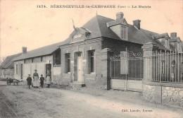 BERENGEVILLE LA CAMPAGNE - La Mairie - France
