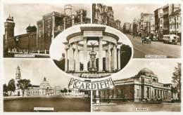 CARDIFF - Glamorgan