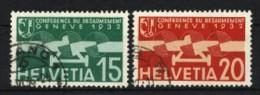 Svizzera Usati Di Qualità:  P.A.  N. 16-7 - Poste Aérienne
