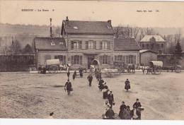 Hesdin : La Gare - Hesdin