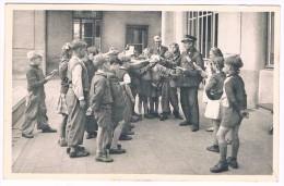 Diesterweg's Schoolkolonie Te Heide - Nieuws Van Thuis, Circulée En 1951- 2 Scans - Kalmthout
