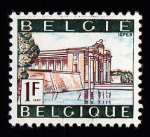 BELGIUM - Scott #643 British War Memorial, Ypres (*) / Mint NH Stamp - Used Stamps