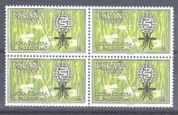 España 1479 ** B4. Antimalaria. - 1931-Hoy: 2ª República - ... Juan Carlos I