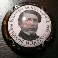 Jacquesson Et Fils - Invention Muselet - Capsule Champagne - Unclassified