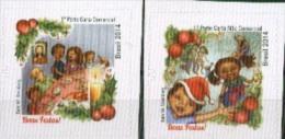 Brasil 2014 ** Navidad. Natal. Christmas. - Unused Stamps