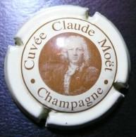Moet Et Chandon - Cuvee Claude Moet - Capsule Champagne - Moet Et Chandon