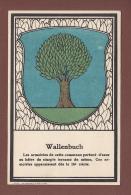 WALLENBUCH - Armoirie Communale - Canton De Fribourg - FR Fribourg