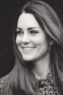 Princess Catherine  Cambridge Kate Great Brittain     ( Groen  600 - Familles Royales