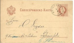 STATIONERY  FAIKENAU - Stamped Stationery