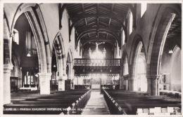 HIGHAM FERRERS PARISH CHURCH INTERIOR - Northamptonshire