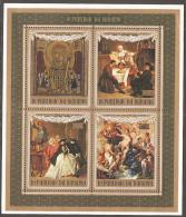 BURUBDI - 1971 UNESCO To Save Venice Souvenir Sheet. Scott B55a. MNH ** - Burundi