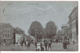 AUBEL Place De La Foire 1914 à Aachen Superbe - Aubel