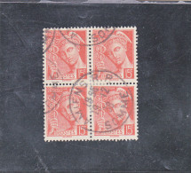 FRANCE    1938-41  Y.T. N° 408  Oblitéré - 1938-42 Mercure