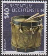 Liechtenstein.2014. Music.Instrument.1v. MNH 35 - Music