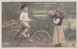 La Leçon De Bicyclette -- La Rencontre -- Correspondance En Sténo - Fantaisies