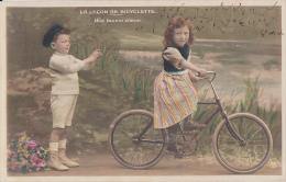 La Leçon De Bicyclette -- Une Bonne Elève - Fantaisies