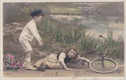 La Leçon De Bicyclette -- Déjà Fatiguée ! -- Correspondance En Sténo - Fantaisies