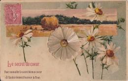 Le Secret Du Coeur -- Pour Connaître Le Secret De Mon Coeur,il Faudra Vivement Tourner Le Fleur. - A Systèmes