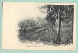 AUMALE -8 CP - Collège-Hospice,Orphelinat-Pavillon-Vue Générale-Vieux Bourg,Caisse D'Epargne-pont Henri IV-Chapelle - Aumale