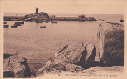 TREGUNC - TREVIGNON  Le Port Et Les Rochers - Trégunc