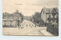 COURSEULLES SUR MER - Place Du Parc Aux Huitres - Courseulles-sur-Mer