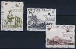 POLYNESIE  N°     379    /  381 - Polynésie Française