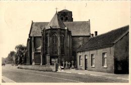 BELGIQUE - ANVERS - RAVELS - POPPEL - St-Valentinuskerk. - Ravels