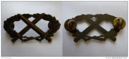 Legion Etrangere Insigne / Brevet BMPE Bronze - Armée De Terre