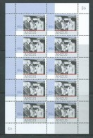 Australia 2011 ANZUS Single X 10 In Sheetlet Form MNH - Mint Stamps