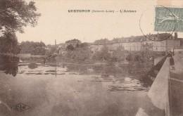 GUEUGNON -71- L´ARROUX - Gueugnon