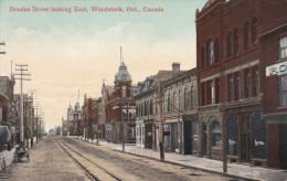 WOODSTOCK , Ontario , Canada , PU-1911 ; Dundas Street , Looking East - Unclassified