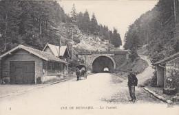 CPA Col De Bussang, Le Tunnel (pk17092) - Col De Bussang