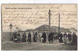 Capelle-au-bois - Arrete D'un Train - Kapelle-op-den-Bos