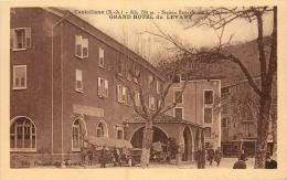 CASTELLANE GRAND HOTEL DU LEVANT - Castellane