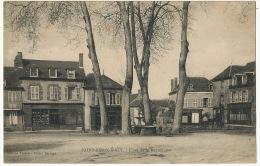 Saint Benin D' Azy   Edit Foulon Barrage  Place De La Republique  Ecrite En Portugais 1923 Lembrança - France