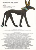 CPM ASTROLOGIE EGYPTIENNE  SETH (ALINE2) - Astrology