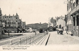 Wenduyne - Boulevard Royal - Uit. DVD N°12595 - TRAM - Wenduine